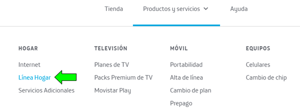 solicitar linea hogar en movistar telefónica argentina