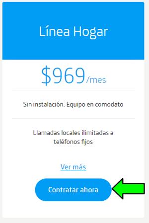 contratar ahora línea de teléfono fijo en movistar telefónica argentina