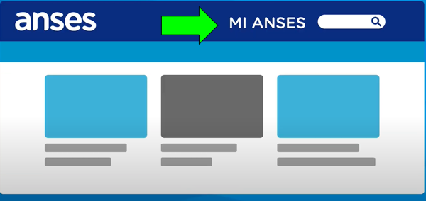 ingresá a mi anses para crear la billetera virtual anses argentina