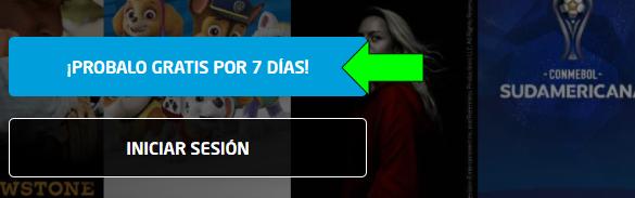 como activar la prueba gratis de directv go en argentina