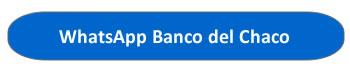 nuevo banco del chaco sacar turno online por el chat de whatsapp