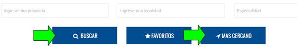 buscador online centros de atención osecac argentina