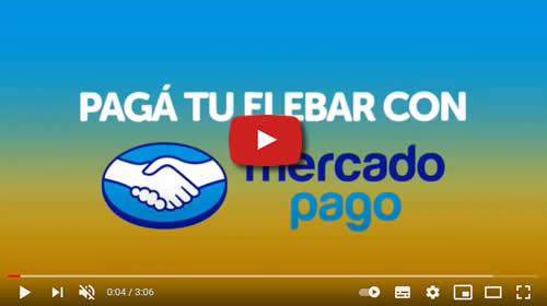 Video instructivo para pagar la tarjeta Elebar con Mercado Pago
