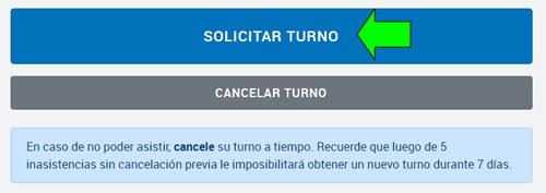 como sacar turnos online en el site oficial dnrpa córdoba argentina