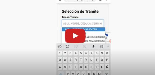 video tutorial para sacar turnos registro automotor córdoba