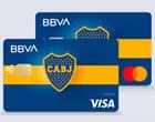 como solicitar tarjeta de crédito visa o mastercard xeneize boca